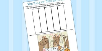 The Tale of Two Bad Mice Number Sequencing Puzzle - two bad mice