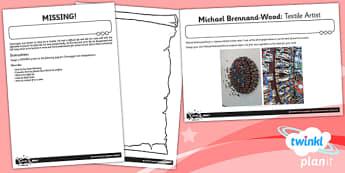 Art: Fruit and Vegetables LKS2 Unit Home Learning Tasks