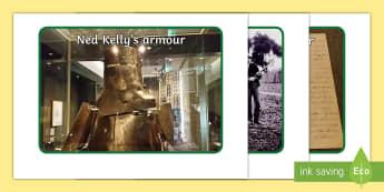 Ned Kelly Display Photos - Bushrangers, ned Kelly, Australian criminals, Australian history ,Australia