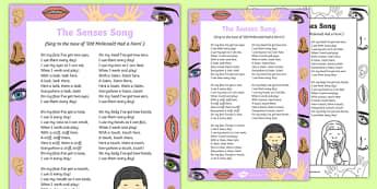 The Senses Song