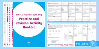 SATs Survival: Year 2 Parents' Spelling Practice and Revision Go Respond Activity Booklet - SATs Survival Materials Year 2, SATs, assessment, 2017, English, SPaG, GPS, grammar, punctuation, sp