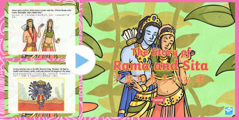 Diwali Story PowerPoint English/Mandarin Chinese - Diwali Story PowerPoint - diwali, hinduism, RE, diwalli, hindu shrine, dwali, dawali, a and an, deva