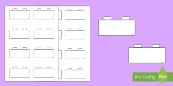Building Block Pictures  - Toys, building bricks, blocks, Lego, construction toys.