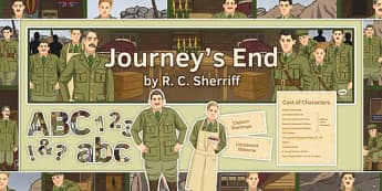 Journey's End Display Pack