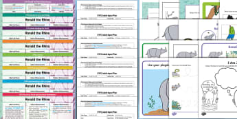 EYFS Ronald the Rhino Lesson Plan Enhancement Ideas and Resource Pack - EYFS, Early Years, Early Years Planning, Adult Led, Enhancements, Continuous Provision, Twinkl Ficti