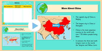 China Information PowerPoint - china, information, powerpoint, chinese new year
