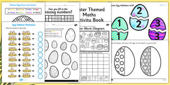 Top 10 Easter Maths Resources - top ten, easter, resources, maths