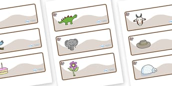 Squirrel Themed Editable Drawer-Peg-Name Labels - Themed Classroom Label Templates, Resource Labels, Name Labels, Editable Labels, Drawer Labels, Coat Peg Labels, Peg Label, KS1 Labels, Foundation Labels, Foundation Stage Labels, Teaching Labels