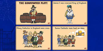 The Gunpowder Plot Story - Story, Bonfire night, Guy Fawkes, bonfire, Houses of Parliament, plot, treason, fireworks, Catholic, Protestant, James I
