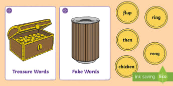 Middle East Phase 3 Buried Treasure Game - Literacy, Phonics, middle east, letters and sounds, UAE, Dubai, Abu Dhabi, sounds, KS1, Bahrain.
