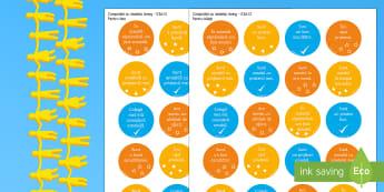 Săptămâna actelor de bunătate - Insigne -  saptamana actelor de bunătate twinkl, recompense, comportament, dezvoltare personala, română ins