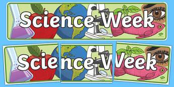 Science Week Banner-Australia