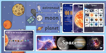 Ready Made Space Display Pack - ready made, space, display, pack