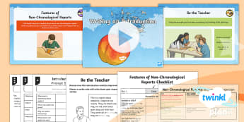 PlanIt Y4 Explorers: James and the Giant Peach Lesson Pack Non-Chronological Reports 2 - Explorers: James and the Giant Peach, Roald Dahl, Non Chronological Report, spiders, introduction, y