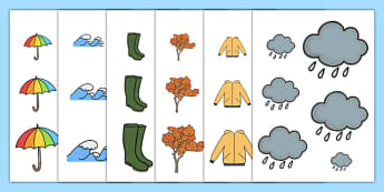 Winter Size Ordering Temperate - size, order, sorting, seasons