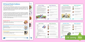 UKS2 60-Second Reads: Fantasy Activity Pack - Ninety Words Per Minute, Speed Read, Sixty Second Reads, Assessment, Reading, Timed Reading, compreh