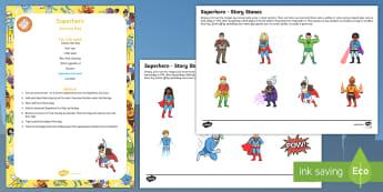 Superhero Sensory Bag - superman, batman, sensory play, superheroes, oil and water
