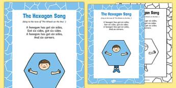 The Hexagon Song