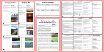 Environments - Rivers Resource Pack - Year 4, ACHASSK088, information, Australian Curriculum, Geography, Vocabulary, Display, Language, Fo