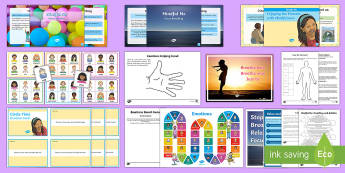 Mindful Me: Bumper Resource Pack - Mindfulness, growth mindset, resilience, pastoral management, pshe, growth mindset