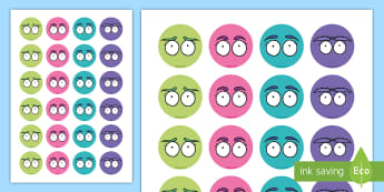 Quiet Critters Token Cut-Outs - Quiet, Behaviour, Classroom, KS1, EYFS,Behaviour Management,