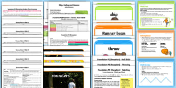 Foundation PE (Reception) – Games - Best of Balls Unit Pack - EYFS, early years planning, best of balls, foundation pe, physical development