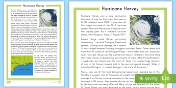 Hurricane Harvey Fact File -  irma, Flooding, Texas, Louisiana, Storm Surge, Storm, Tropical Storm, weather, extreme