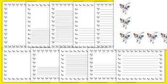 The Olympics Taekwondo Page Borders - Taekwondo, Olympics, Olympic Games, sports, Olympic, London, 2012, page border, border, writing template, writing aid, writing, activity, Olympic torch, events, flag, countries, medal, Olympic Rings, mascots, fla