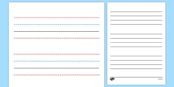Line Guides - Line guide, Handwriting, Writing aid, Learning to write
