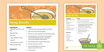 Rosh Hashanah Honey Biscuit Recipe, biscuit, judaism, rosh hashanah, festival
