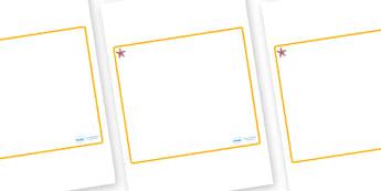 Starfish Themed Editable Classroom Area Display Sign - Themed Classroom Area Signs, KS1, Banner, Foundation Stage Area Signs, Classroom labels, Area labels, Area Signs, Classroom Areas, Poster, Display, Areas