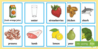 Kosher Food and Drink Sorting Cards - kosher, food, drink, sorting, activity, Judaism, Jewish, Jew, religion, laws, rules.