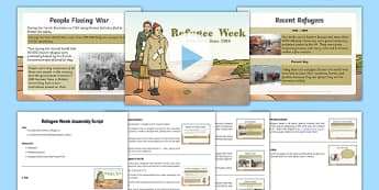 Refugee Week Assembly Pack