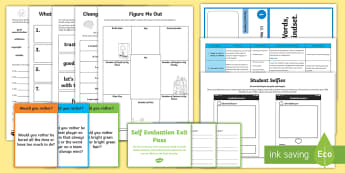 Second Level Back to School Activity Stations - Back to School Activity Stations, back to school, activity stations, transition, new class,Scottish