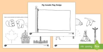 Create your own Canada Flag Activity Sheet - Canada\'s 150th Birthday, Canada, History, 1965, Canada Flag, Maple Leaf, Design, Art, Visual Arts