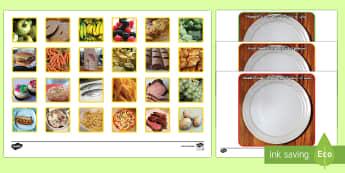 نشاط فرز صور الطعام الصحي  - صور، نمط، غذاء، صحي، فرز، مفهوم، نشاط، طعام، ,Arabic