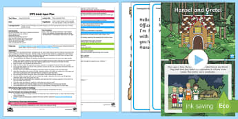EYFS Witch Wanted Posters Adult Input Plan and Resource Pack - police, investigation, help, describe, hansel and gretel, traditional story, adjectives, describing,
