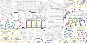 2014 Curriculum Upper KS2 Maths Assessment Pack - numeracy, target