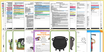 EYFS Adult Input Planning and Resource Pack to Support Teaching on Meg and Mog
