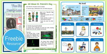 Free Northern Ireland Taster Resource Pack - Northern ireland, free sample pack, Twinkl, taster pack, teaching resources