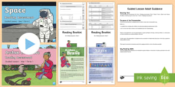 Year 1 Term 1 Paper 2 Reading Assessment Guided Lesson Teaching Pack - Year 1 Reading Assessment Guided Lesson PowerPoints, reading, read, assessment, test, powerpoint, ye