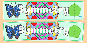 Symmetry Display Banner