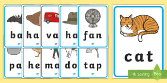 CVC word pictures - - CVC words pictures, CVC words,