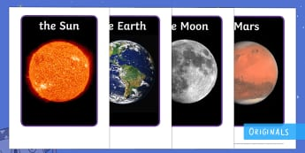 Back to Earth with a Bump Display Photos - Twinkl originals, fiction, story, space, KS1, EYFS, space photos, space, Twinkl Fiction
