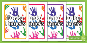 IKEA Tolsby Funky Fingers Prompt Frame