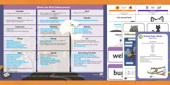 EYFS Enhancement Ideas and Resources Pack to Support Teaching on Winnie the Witch - Early Years, continuous provision, early years planning, adult led, Helen Nicoll, witch, magic, Halloween, planning