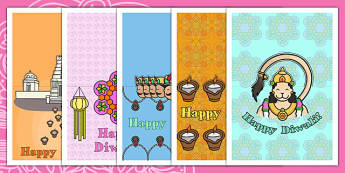 Diwali Pop Up Card Crafts - gifts, cards, hindu, hinduism, RE