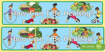 How Can I Be Healthy? Display Banner - Healthy Me Display Banner - healthy eating, health, header  , austrailia, austrila, abnner, australu