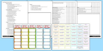 Year 1 Maths Assessment Pack - math, numeracy, assessment, assess