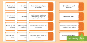 Harmony Day Self-Quizzing Cards - Harmony Day, uniqueness, difference, acceptance, multicultural, Australia